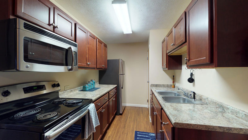 College Park – Kitchen