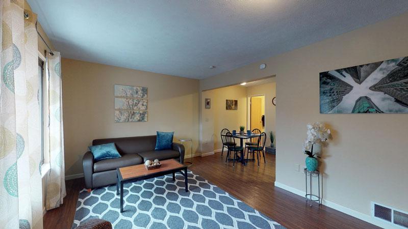 College Park – Living Room